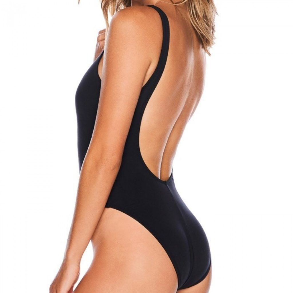 Signature Solid One Piece Swimsuit