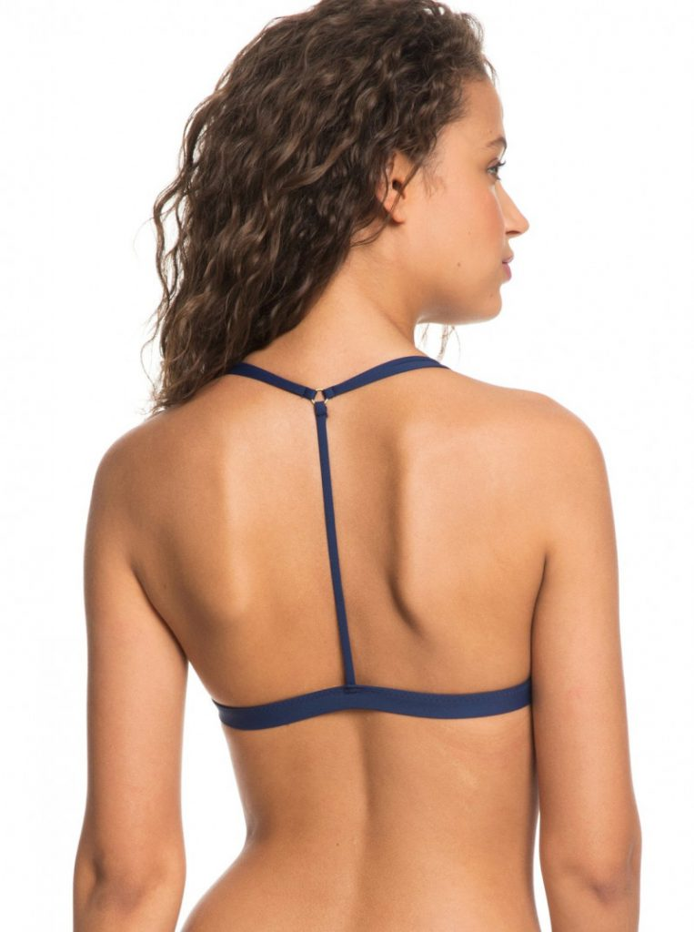 Softly Love Fixed Tri Bikini Top
