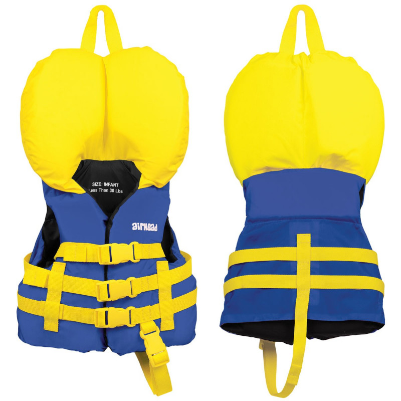 Infant Nylon PFD – Blue