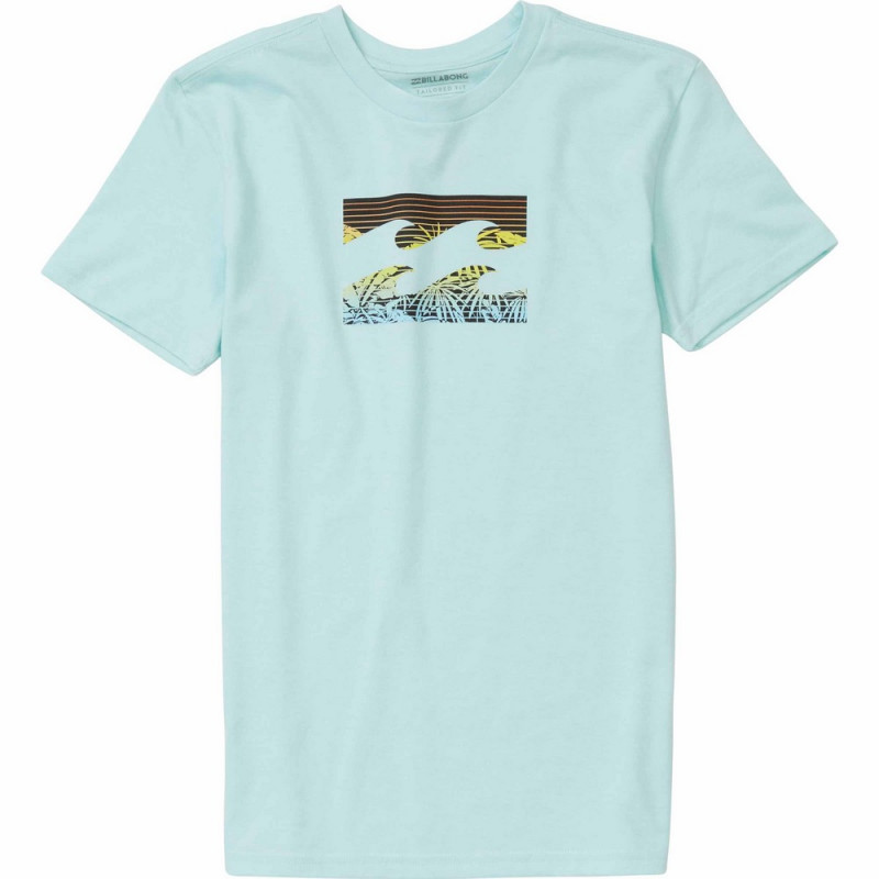 Boys' Team Wave Tee
