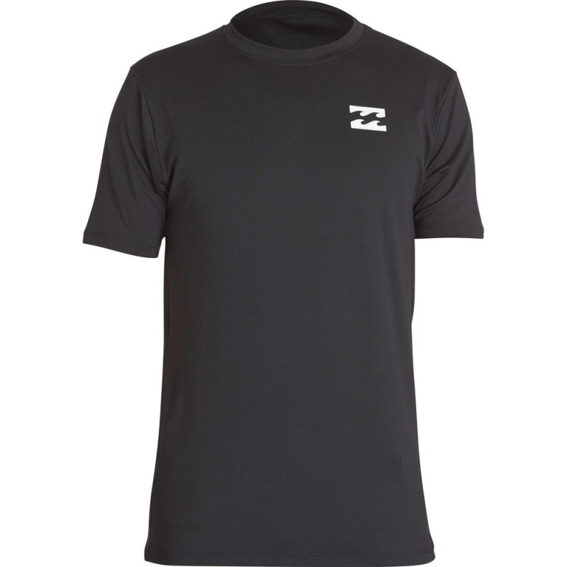 All Day Mesh Short Sleeve Wetshirt
