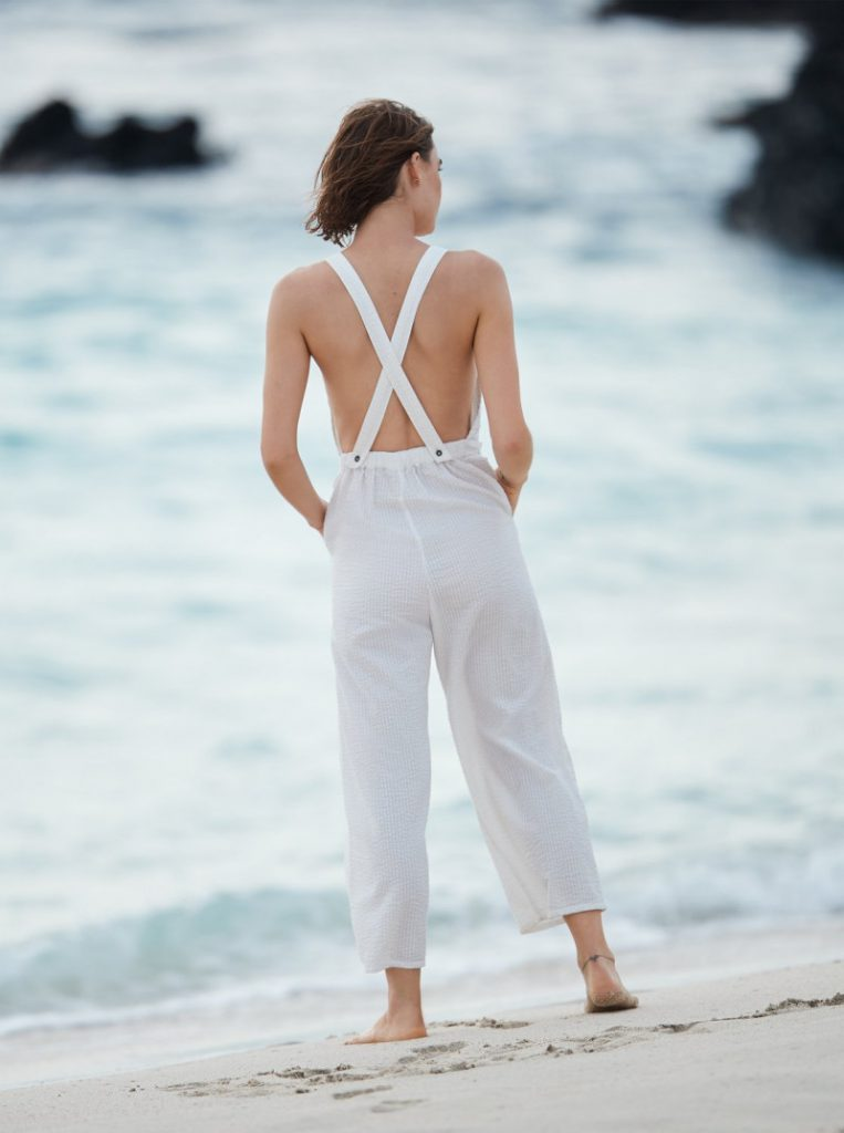 West Cozy Place Strappy Jumpsuit