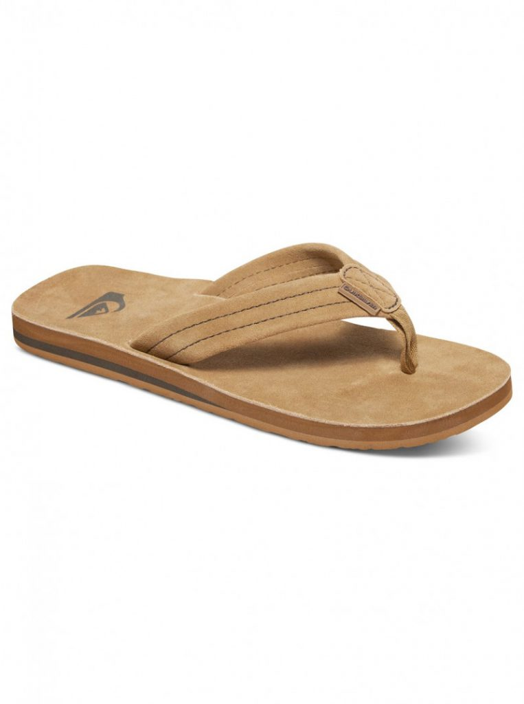 Carver Suede Deluxe Sandals