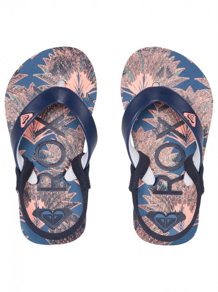 Girls 2-6 Tahiti Backstrap Sandals