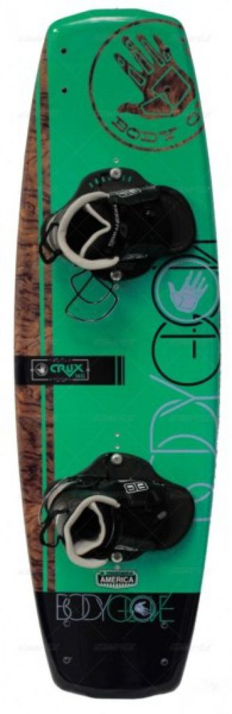 "Body Glove Wakeboards ""Crux"" with Boot"