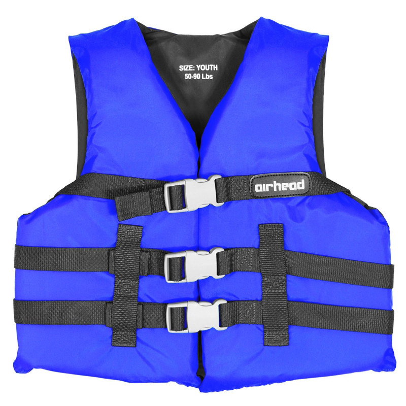 Youth, General Boating PFD, Blue