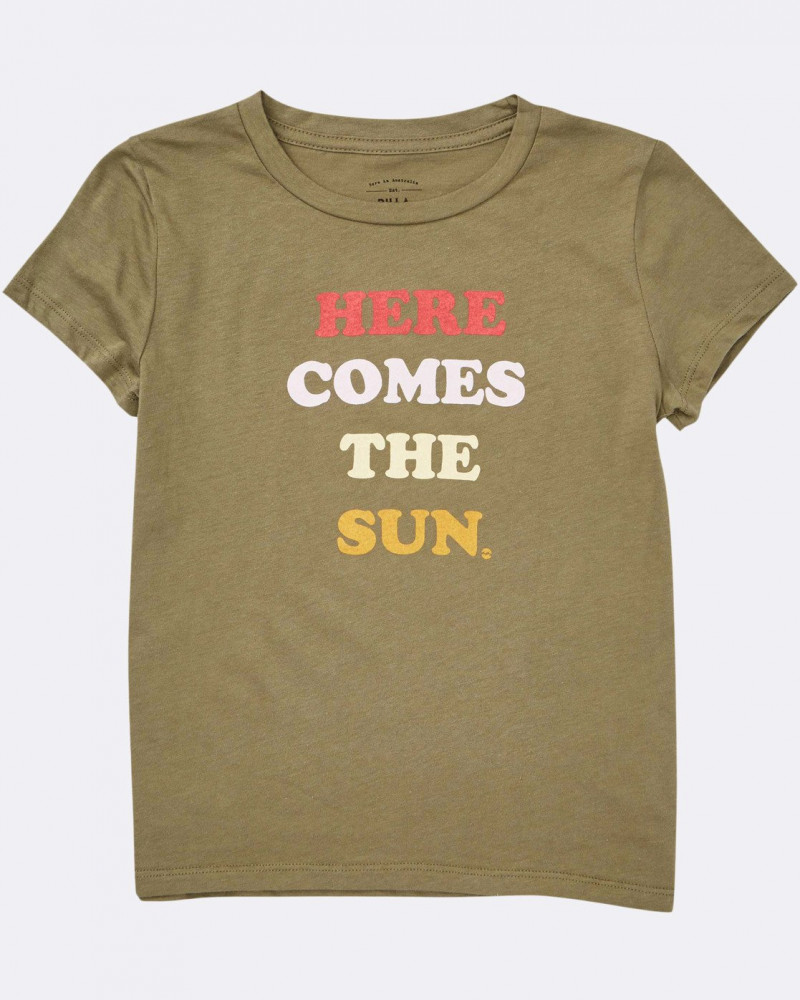 Girls' Here Comes The Sun Tee