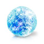 Glitter Beach Ball – Blue