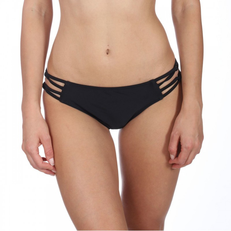 Double Loop Side Bottom – Black