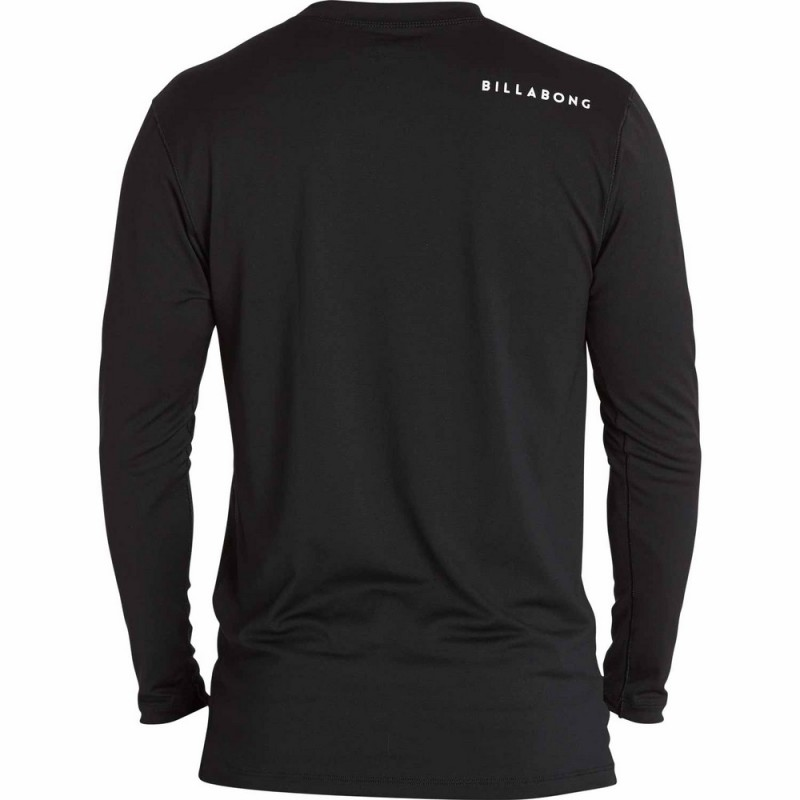 All Day Mesh Long Sleeve Wetshirt