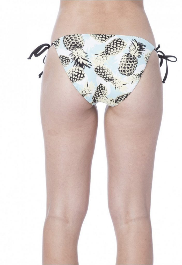PINEAPPLE PLAYA REVERSIBLE STRING TIE-SIDE BOTTOM