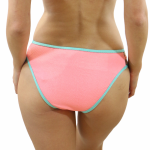 Sunkissed Colorblock Side String Bottom
