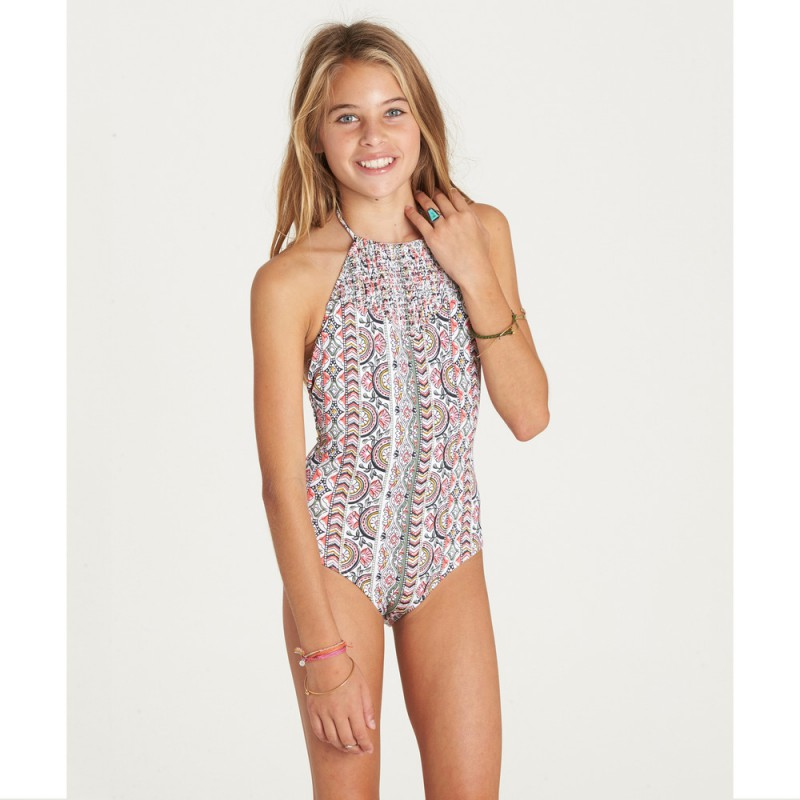 Girls' Gypsea Luv One Piece Swimsuit