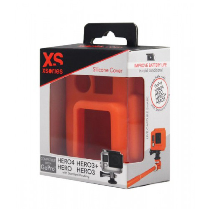 XSories Silicone Cover HD3