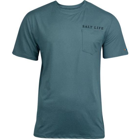 Get Lured In Performance Pocket Tee