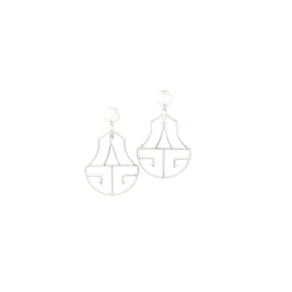Earrings Argentina Silver