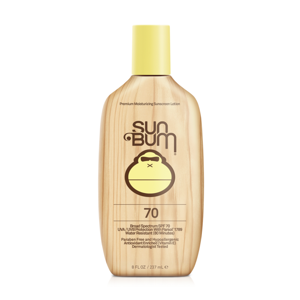 Sun Bum Sunscreen Lotion – Spf 70