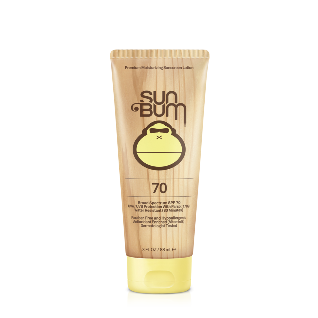 Sun Bum Sunscreen Lotion – Spf 70 (Small)