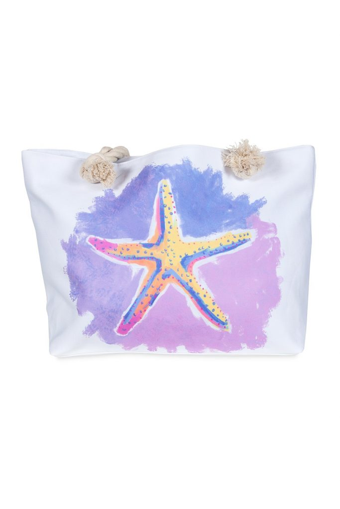 Beach Break – Starfish Tote