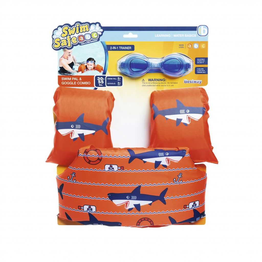 Swim Pal Duo Premium 2-Step Trainer