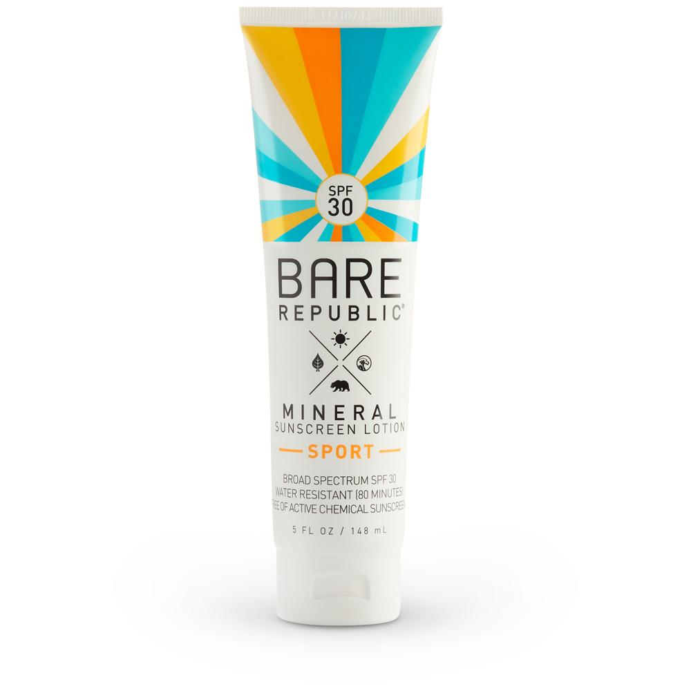 Mineral SPF 30 Body Sunscreen Lotion