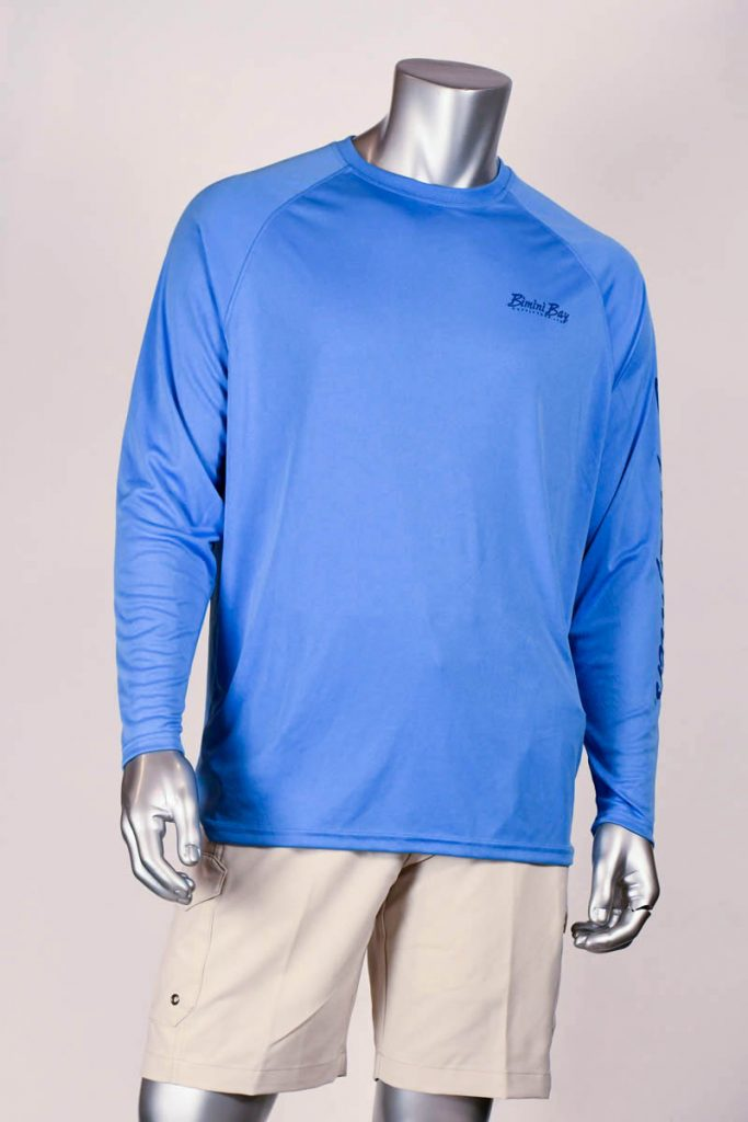 Hook'm Performance Long Sleeve (Marlin) UPF50