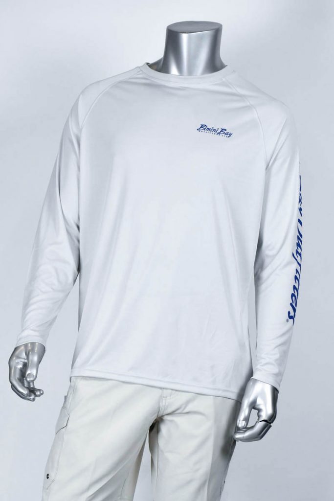 Hook'm Performance Long Sleeve (Tuna Slam) UPF50