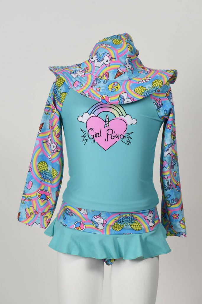 Ls Toddler Rashguard Set