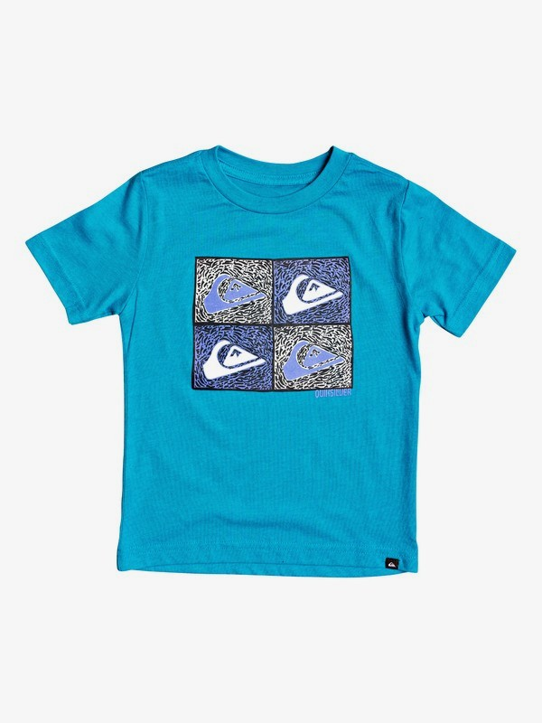 Qsb Boy's 2-7 Bali Eyes T-Shirt