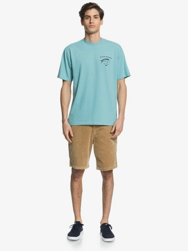 Qsm Waterman Deep In Water Tee