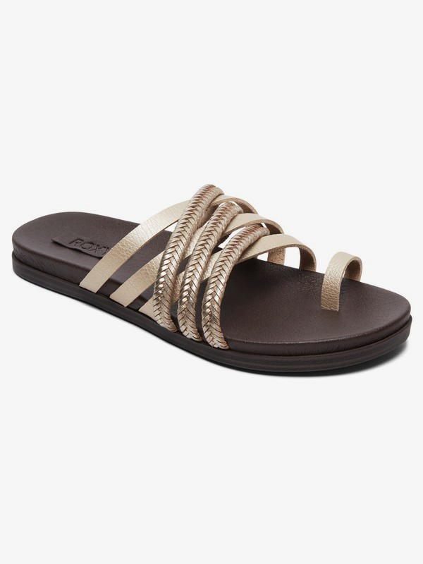 Esme Multi-Strap Leather Sandal