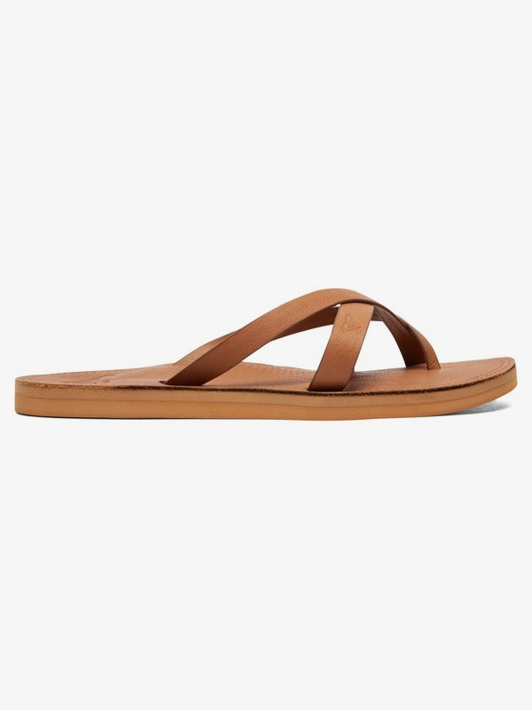 Gemma Leather Sandals