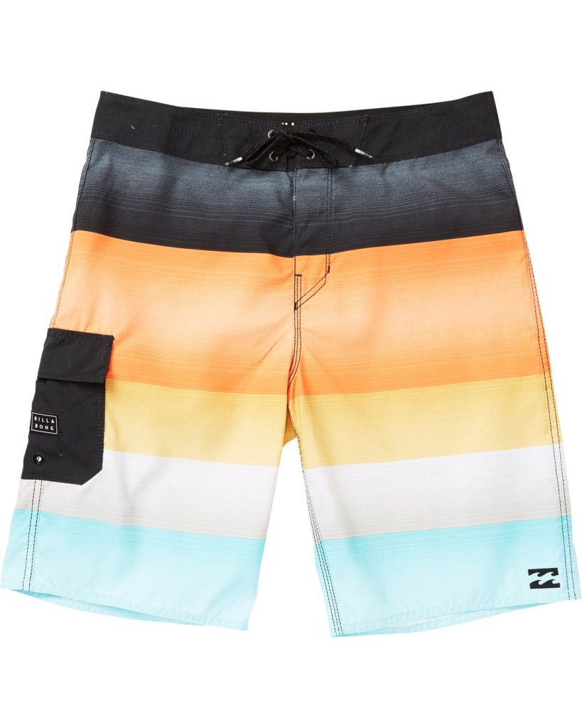 BB Boys All Day Og Stripe Boardshorts