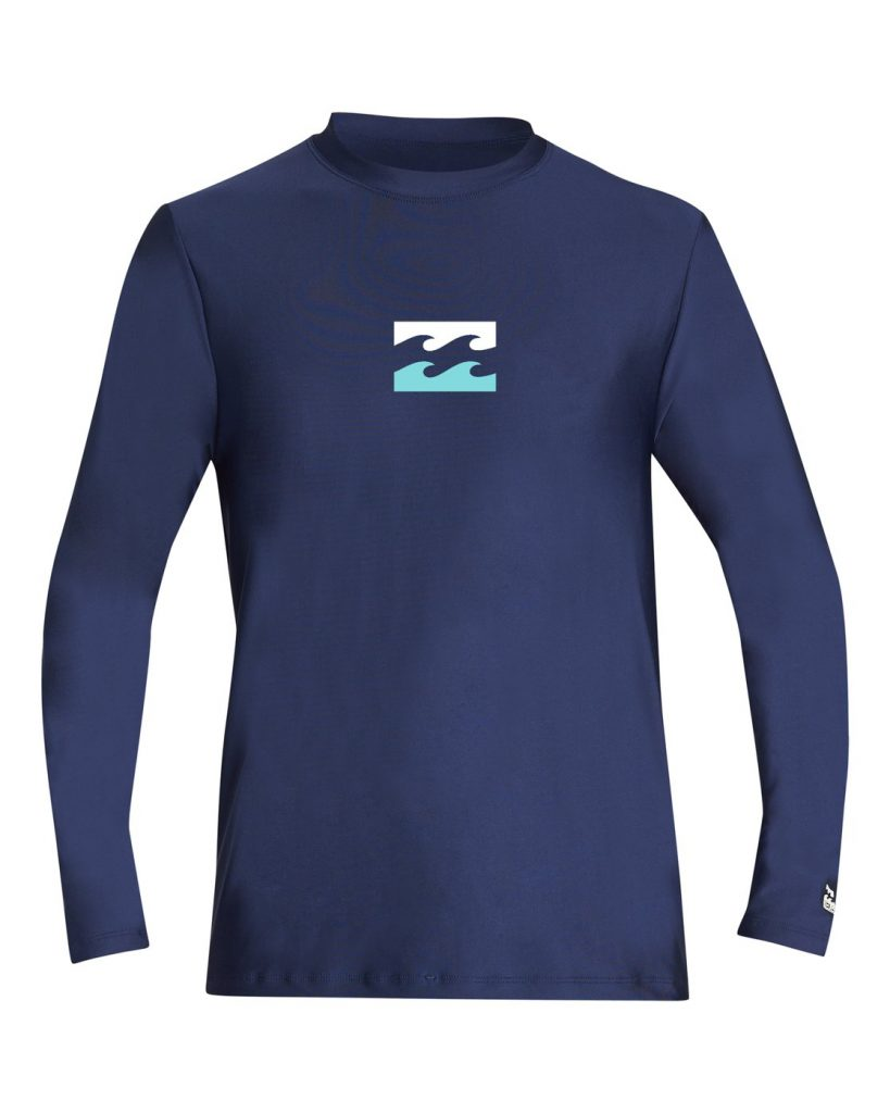 BB Boys All Day Wave Loose Fit Long Sleeve Rashguard