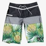 Qsb Boy's Division Remix Vee 19″ Boardshorts