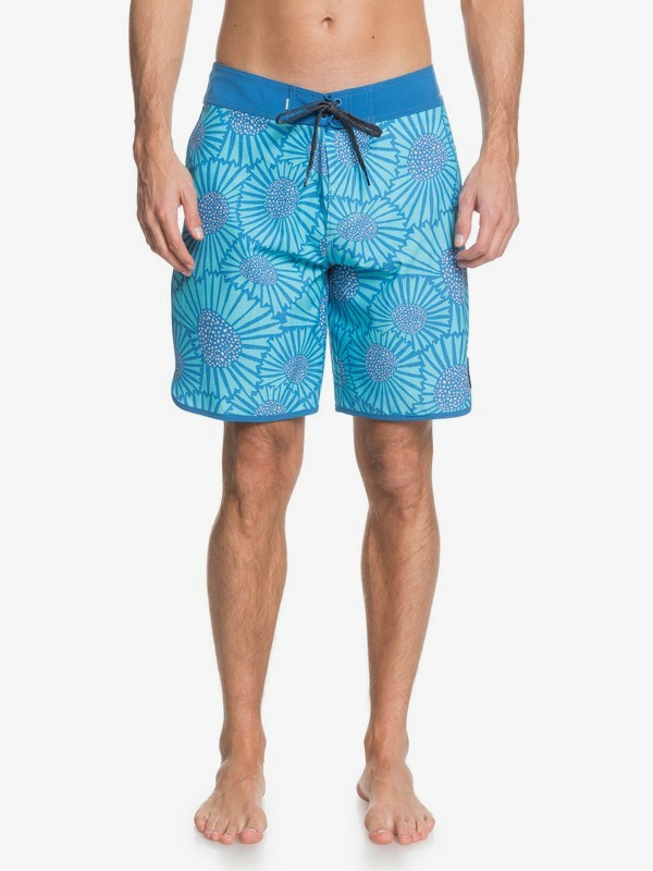 Qsm Highline Party Wave 19″ Boardshorts