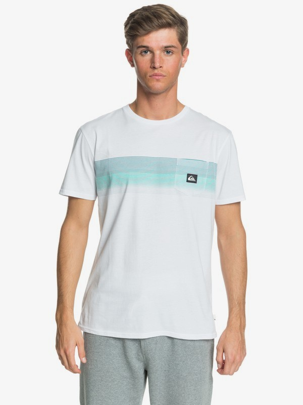 Qsm Grass Roots Pocket Tee