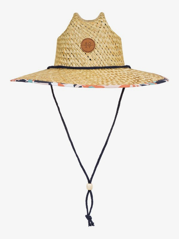 Pina To My Colada – Straw Lifeguard Hat
