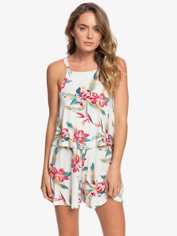 Favorite Song Strappy Romper