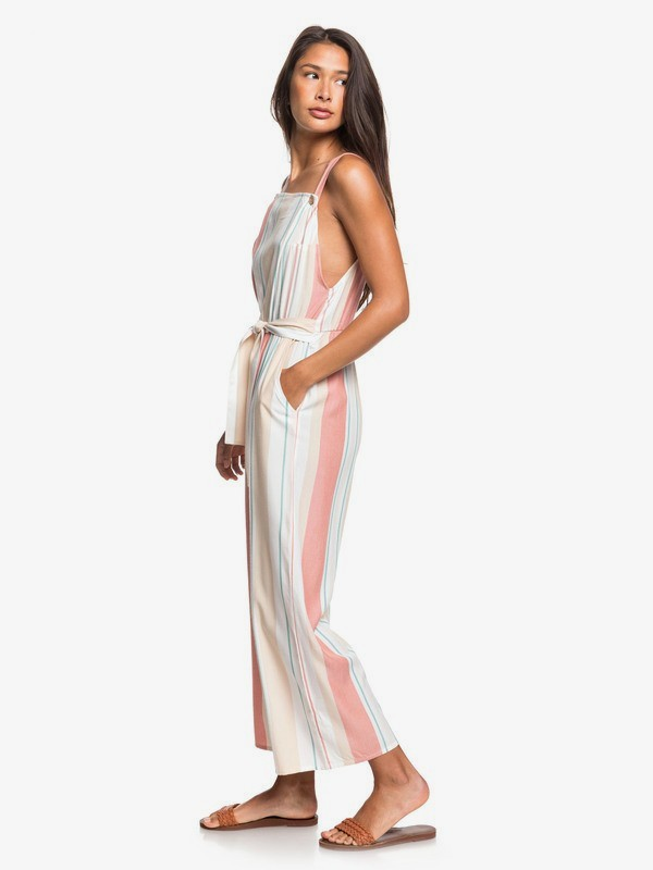 From The Clouds Strappy Jumpsuit