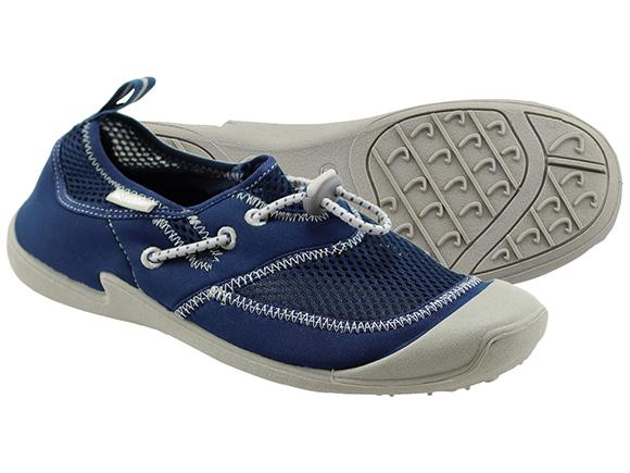 Cudas Mens Hyco Navy Water Shoe