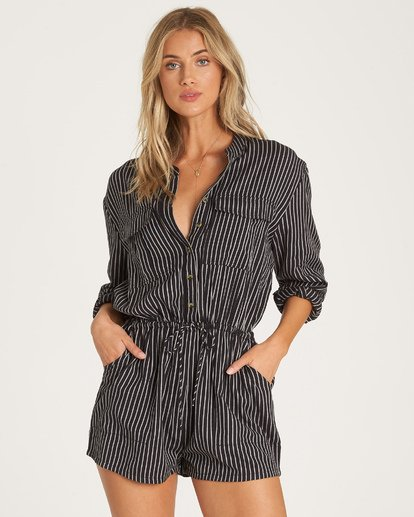 Wake The Night Romper