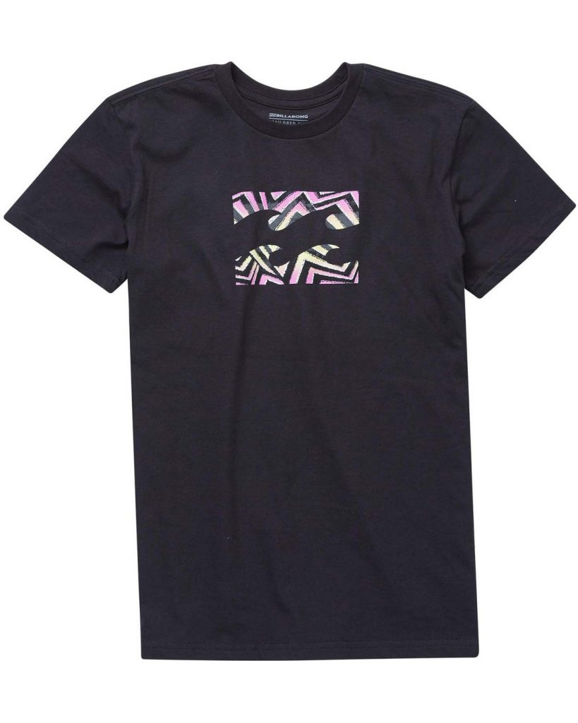 Bb Boys (2-7) Team Wave T-Shirt