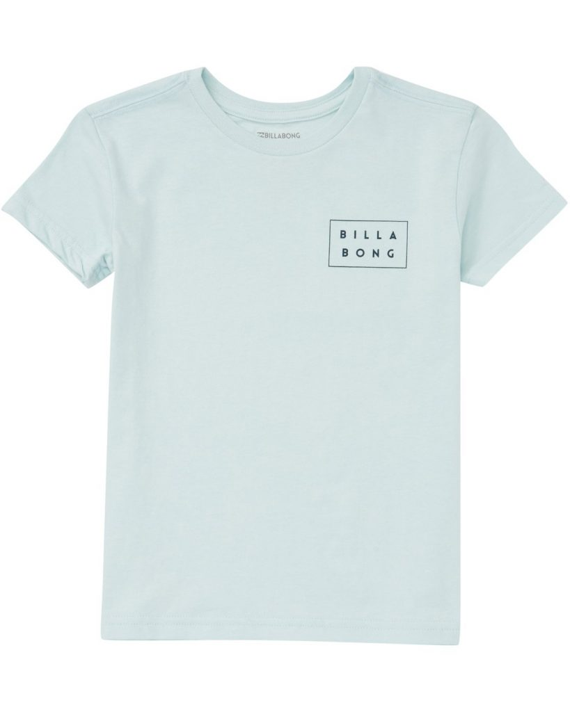 Bb Boys (2-7) Die Cut Fill T-Shirt