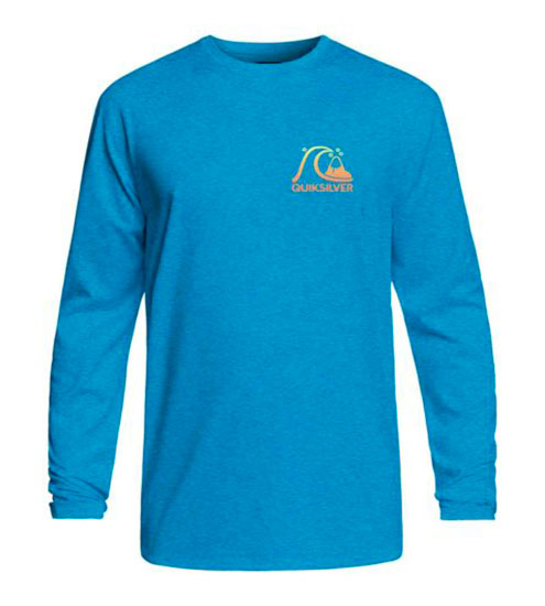 Qsm Heritage Surf Heather Ls