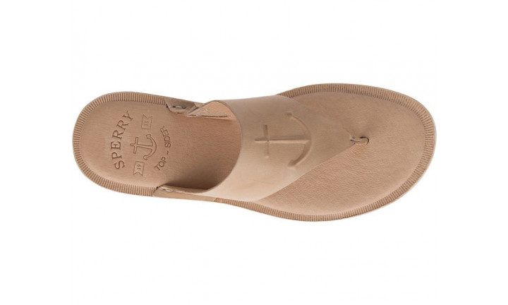 Seaport Leather Sandal