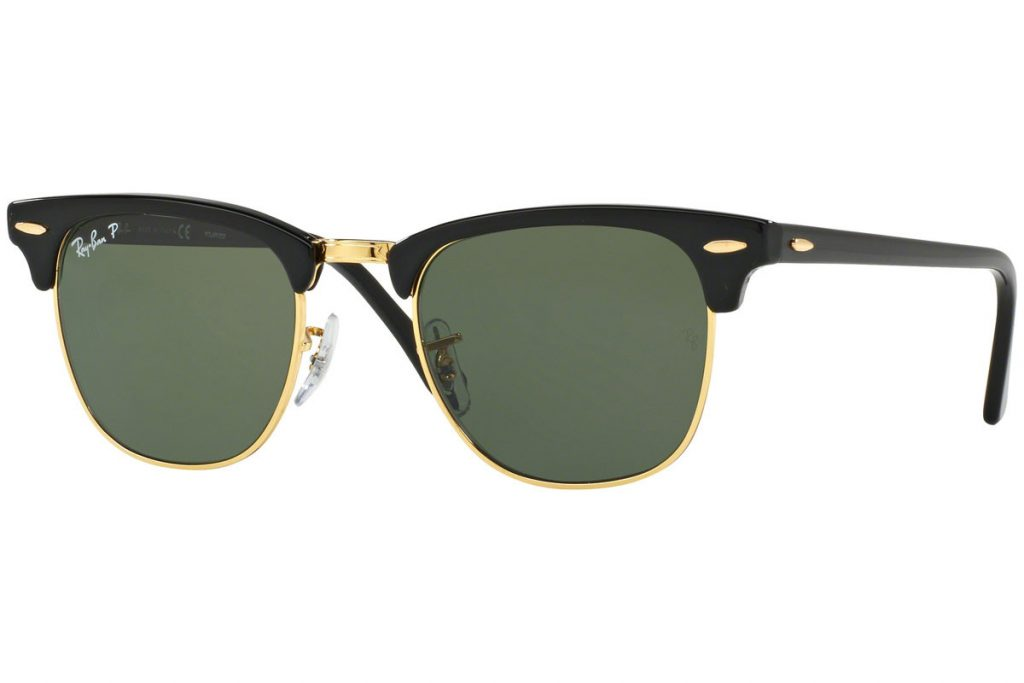 Ray-Ban Clubmaster Fleck Havana Collection