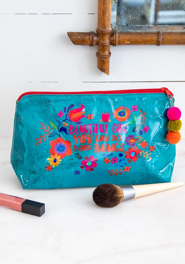 Beautiful Girl Make-Up Bag