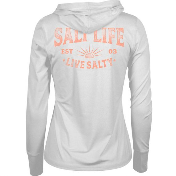 Salty Sunset Performance Hoodie