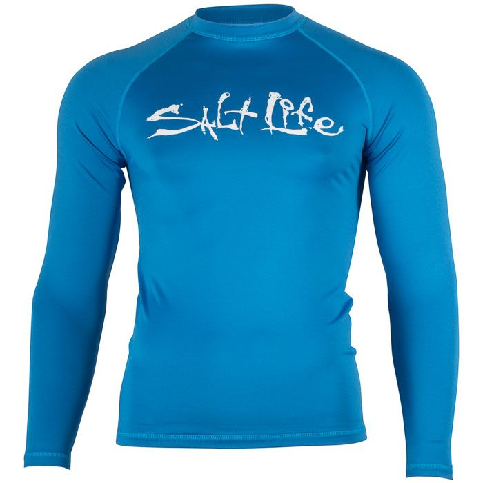 Daybreak Fitted Long Sleeve Rash Guard